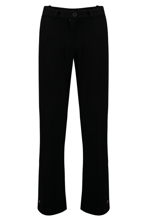 Baggy Trousers Punti Black