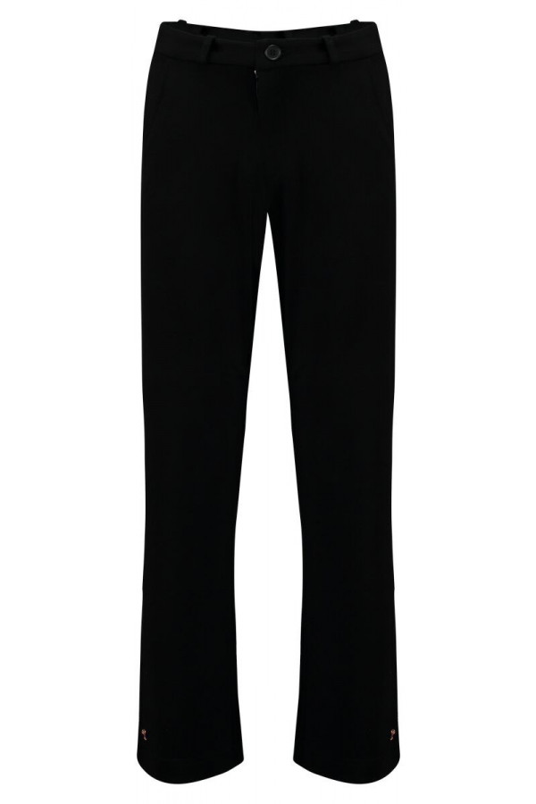 BAGGY TROUSERS PUNTA BLACK