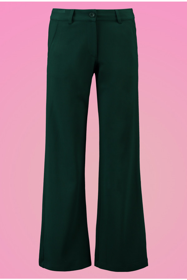 Baggy Trousers Punti Green