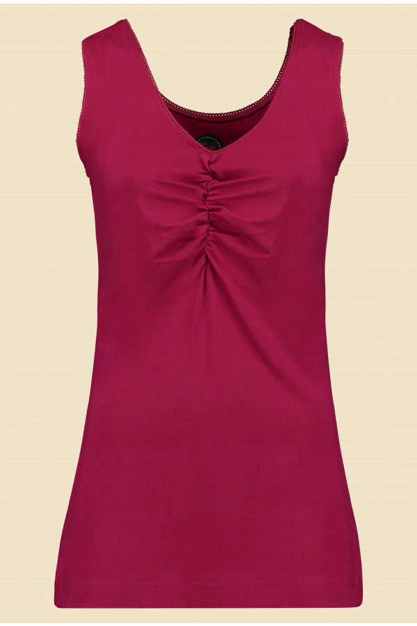 Camisole Top Berry