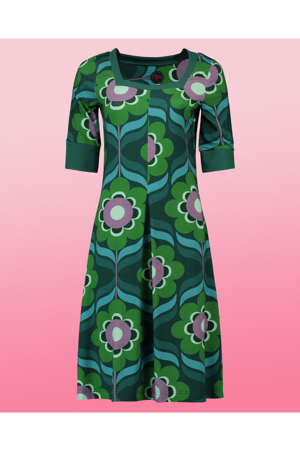 Dress Tilly Florrie Green