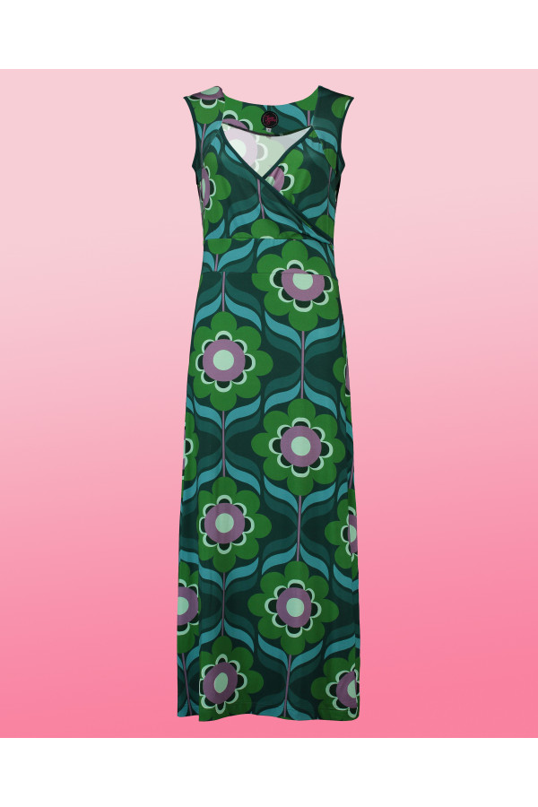 Summer Cross Long Florrie Green