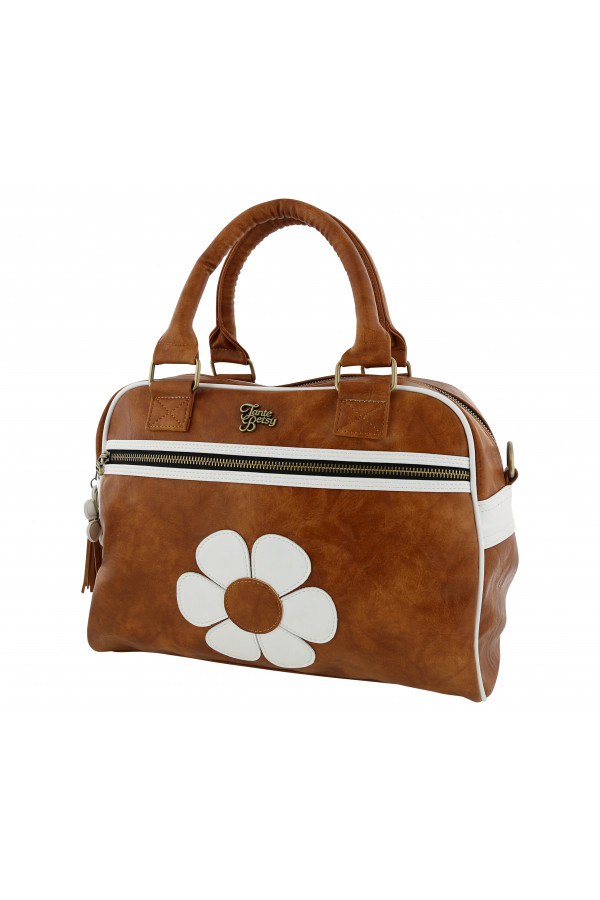 Betsy Bag Blos Brown